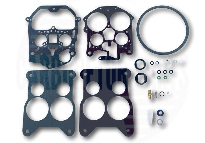 Details about  /Rochester Quadrajet Carburetor Kit 4MV Carburetor Kit WHITE BOX 151037