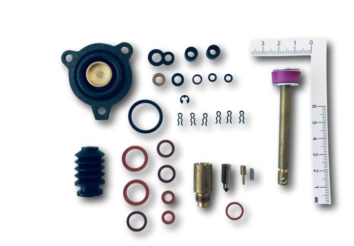 Aisan Toyota Carburetor Kit Land Cruiser 1975 80 Fj40 Wiring Harness