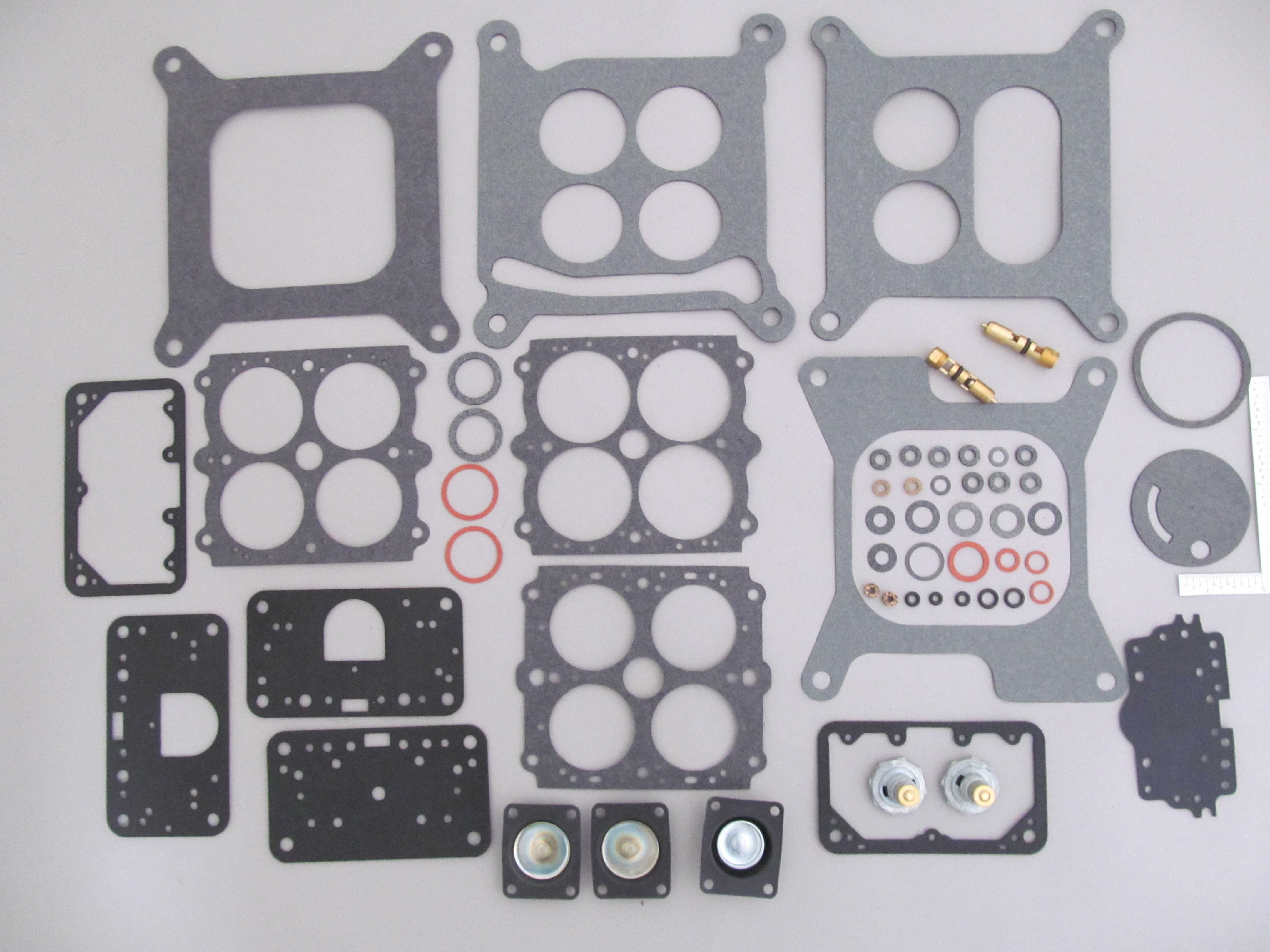 Holley 4150 Marine Carburetor Kit
