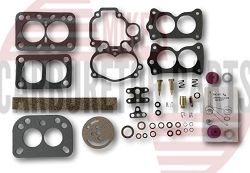 Carter WDO 2 Barrel Carburetor Kit Chrysler, Ford, Hudson, Hupmobile, Lasalle K6045