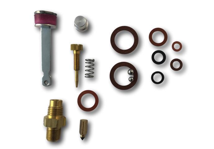 Carter BB Ball & Ball w/Gov Carburetor Kit Dodge, Bombardier, Chrysler,  Industrial