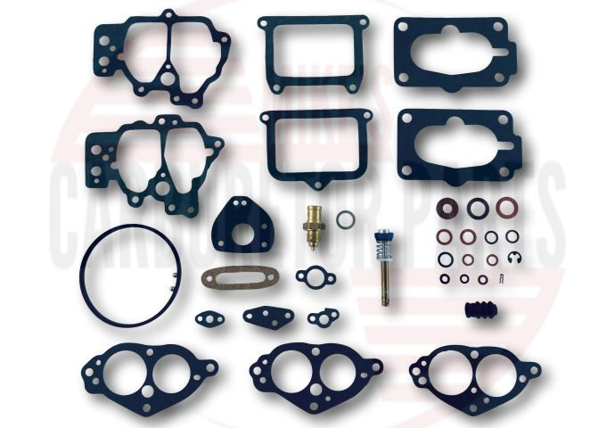 Nissan Carburetor Kit - Hitachi