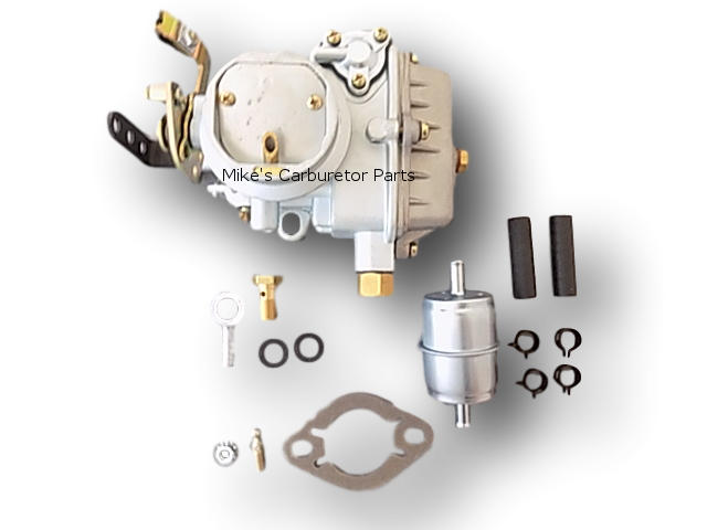 Holley 1904 Carburetors