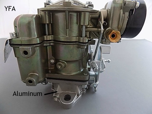 Carter YFA Carburetor