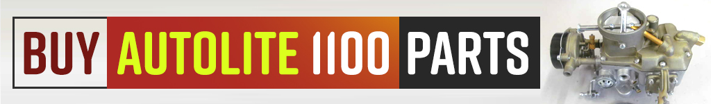 Autolite 1100 Parts