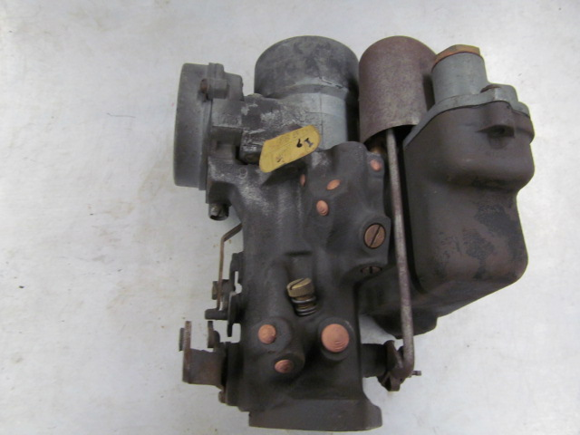 Carter W-1 Carburetor