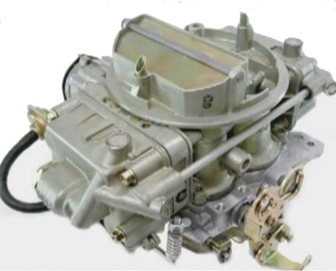 Holley 4165, 4 Barrel carburetor description.