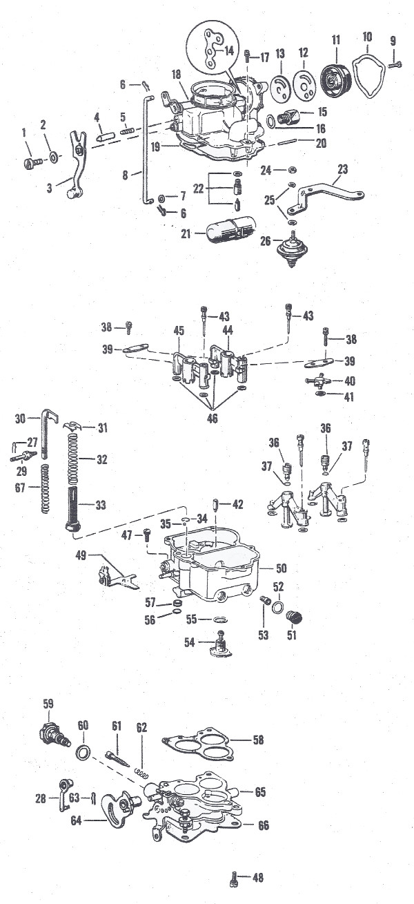 holley 94 parts diagram enthusiast wiring diagrams u2022 rh rasalibre co holley carburetor 4160 diagram holley 2300 carburetor diagram