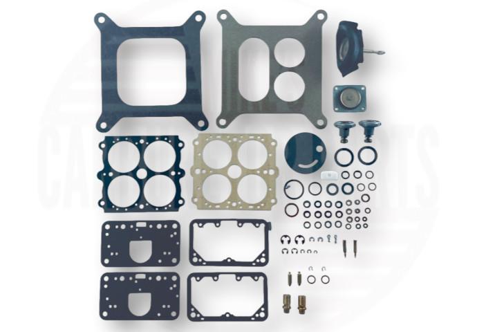 Holley 4150 Marine Carburetor Kit - Ford, Kiekhaefer, Pleasure Craft