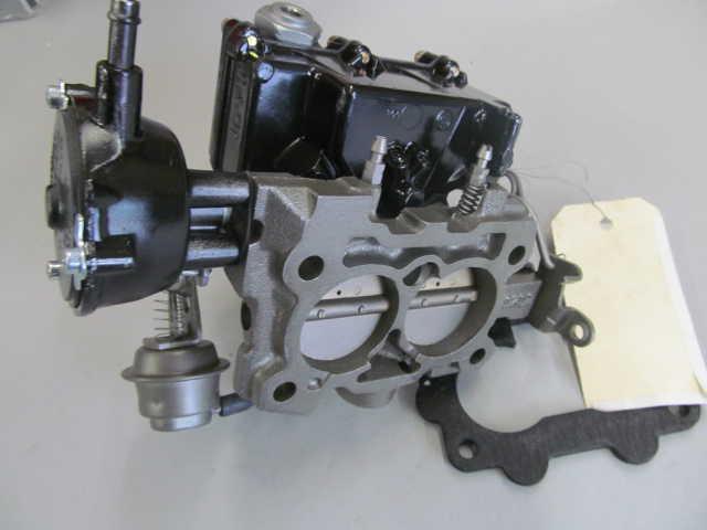 Rochester marine Carburetor manual Pdf