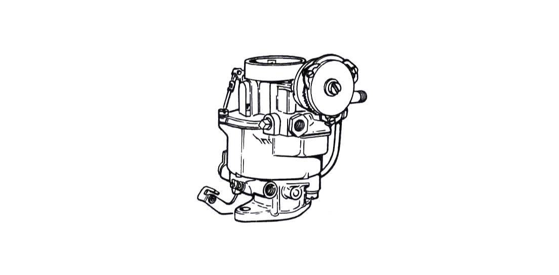 Rochester BC Carburetor