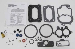 Holley 2280 2 Barrel Carburetor Rebuild Kit - Chrysler Products K4394