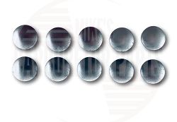 Aluminum Expansion Plug 11/16 - 85-54 (SET OF 10)