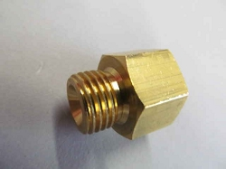Brass Fuel Inlet Fitting