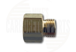 Brass Fuel Inlet Fitting - 90-80