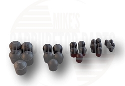 Carburetor Rubber Cap Assortment
