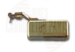 Holley 1904 Brass Float - FL1017