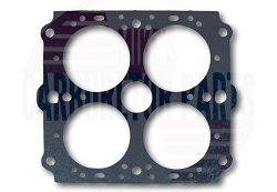 Holley 4-barrel Throttle Body Gasket G844