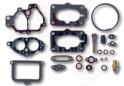 Hitachi 2 Barrel Carburetor Rebuild Kit - K396