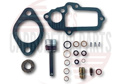 Carter W-1 Carburetor Kit - 32-48 Chevy, 47 Kaiser K4063
