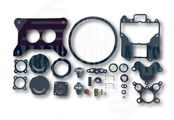 Motorcraft 2150 2 Barrel Carburetor Kit - K4363