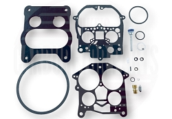 Rochester 2MC 2 Barrel Carburetor Kit Ethanol Ready - K4377