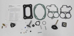 Holley 5210C 2 Barrel Carburetor Kit - K4381