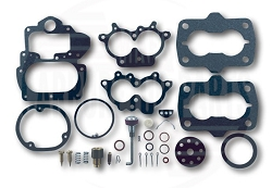 Stromberg WW 2 Barrel Carburetor Kit - 55-59 GMC, 53-62 Studebaker K6065