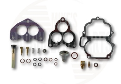 Holley AA-1 2 Barrel Carburetor Kit K6087