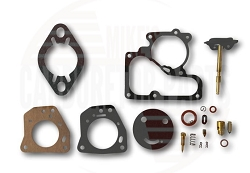 Carter YF, 1 Barrel Carburetor Kit Checker 64-65, Chevy 62-66, IHC 52, Opel 66-67, Willys 52-61