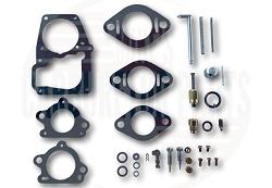 Zenith Indust Carburetor Kit Allis-Chalmers Clark Equipment Continental W//Float
