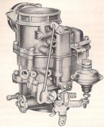 Holley 94 2100 2110 AA-1 Carburetor Manual