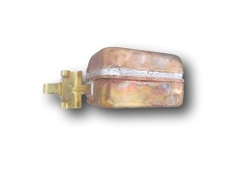 Autolite 4100 Carburetor Secondary Brass Float - FL41