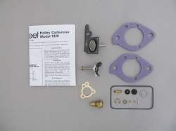 Holley 1920 Carburetor Kit w/round stem Pump - K351