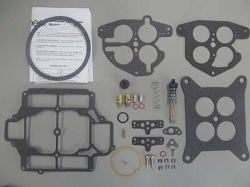 Rochester 4 bbl, 4 Jet Carburetor Kit