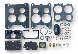 OMC Holley 4175 4 Barrel Marine Carburetor Kit - K4298