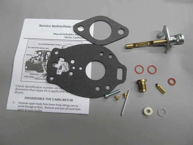 Marvel Schebler Carburetor Kit k5007