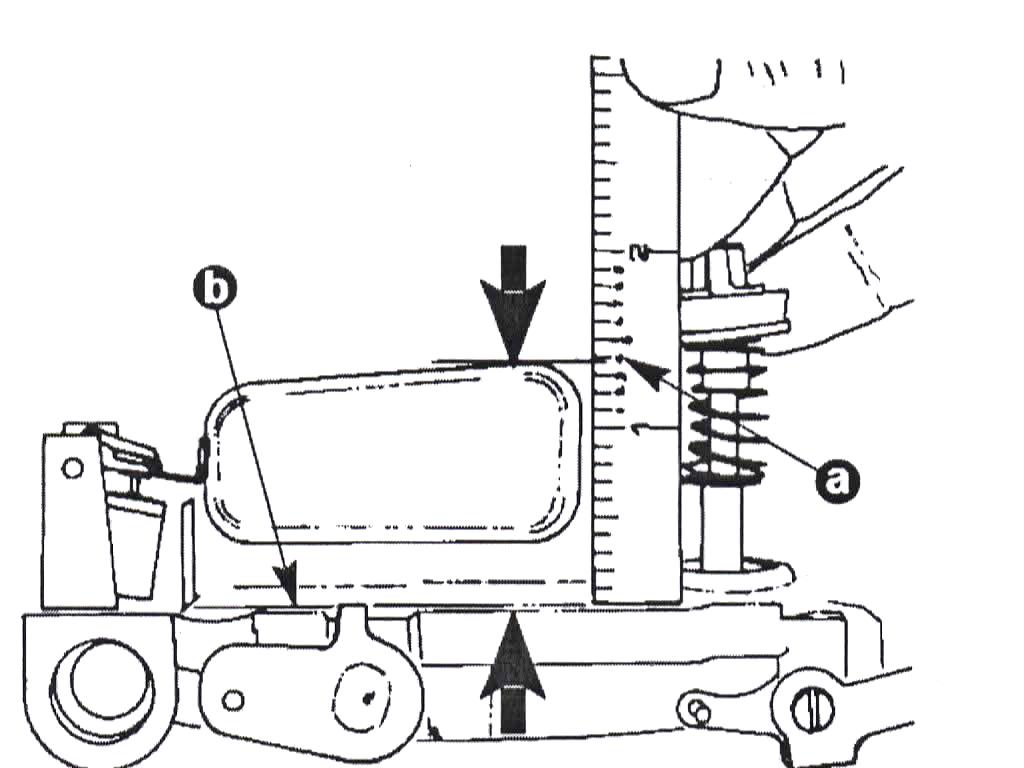 model a ford carburetor float adjustment