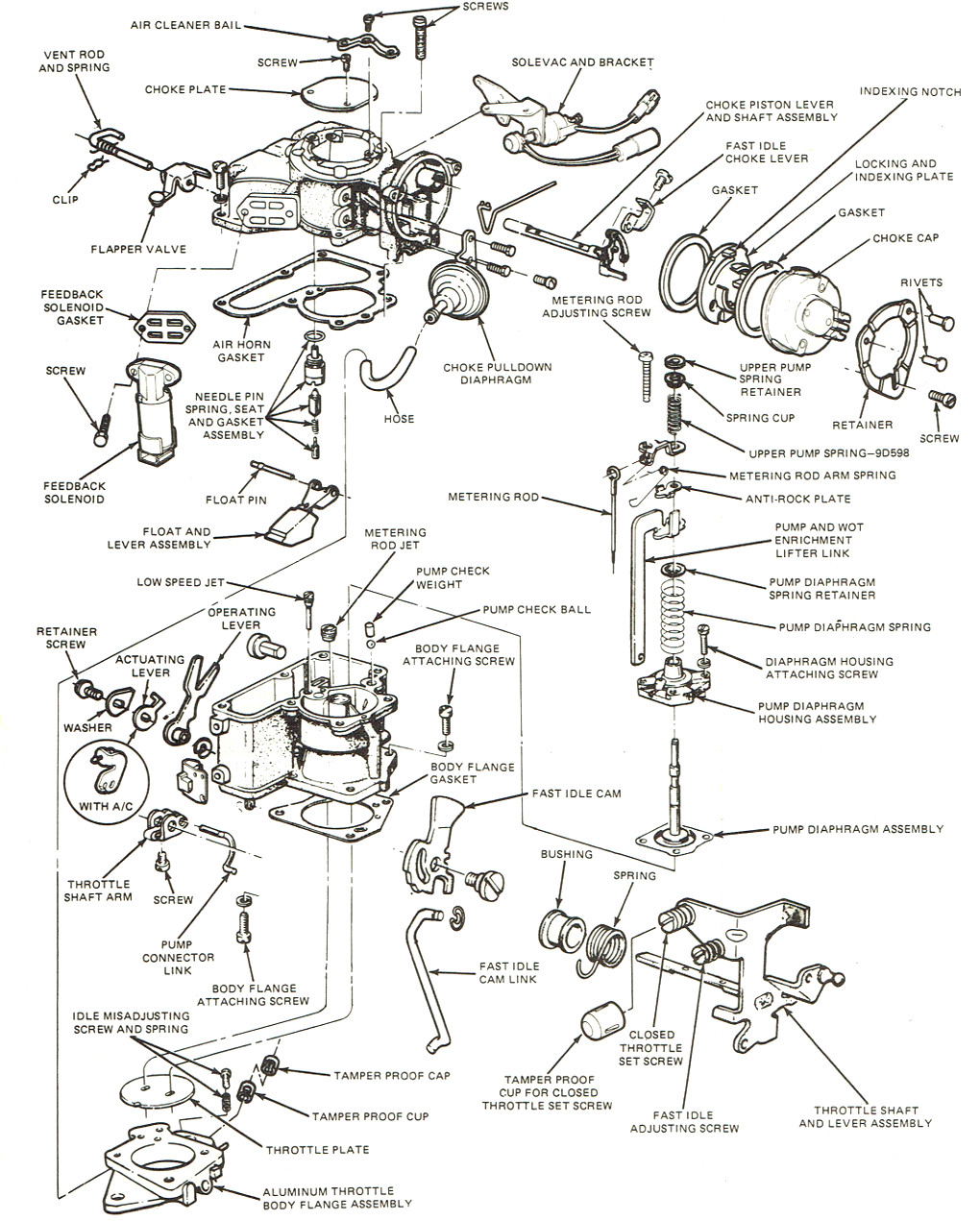 YFA Carburetor