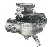 the zenith 267 carburetor is a 1 barrel updraft type of carburetor  they  are made with a selective fuel inlet, with or without a back suction  economizer and
