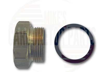 Brass Fuel Fitting 2 & 4 Barrel 90-155B