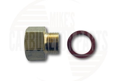 Holley Fuel Inlet Fitting - 90-99B