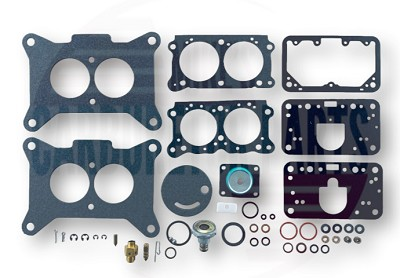 OMC Holley 2300 Marine Carburetor Kit Ethanol Ready - K4300