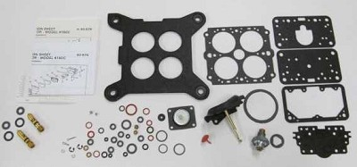 Holley 4160 4 Barrel Carburetor Kit K4367