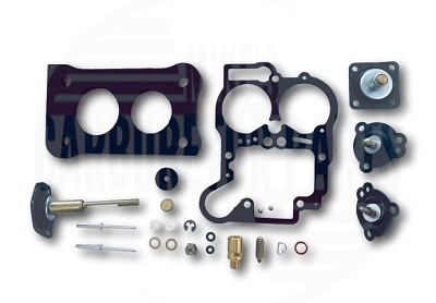 Holley 2-Barrel 6500C Carburetor Rebuild Kit K4402