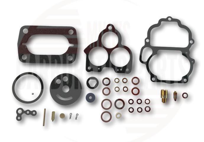 Holley 2100 2110 Carburetor Kit Volkswagen 1961-72