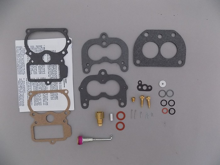 Stromberg 2 Barrel Carburetor Kit