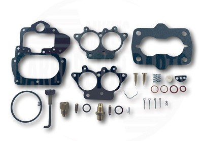Stromberg WW 2 Barrel Carburetor Kit - Dodge 1955-1956, K6033