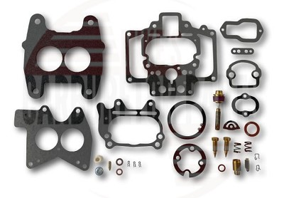 Carter WCD 2 Barrel Carburetor Kit