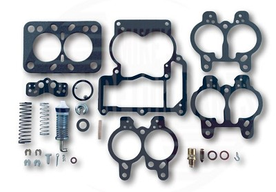 Rochester 2G 2GC 2 Barrel Carburetor Kit - Cadillac, Chevy, Pontia - K6121